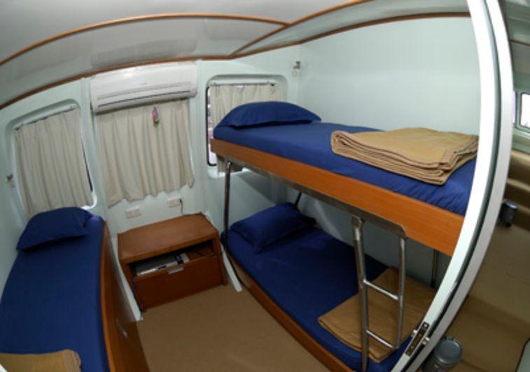 King Millenium 2 Mentawai - Clear Water Surf Travel