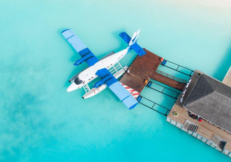 Niyama private islands surf resort Maldives