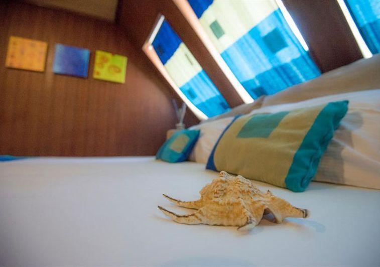 Princess Dhonkamana Maldives - Clear Water Surf Travel