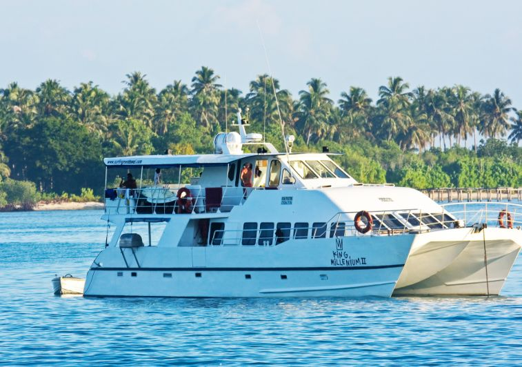 King Millenium 2 Mentawai - Clear Water Surf Travel