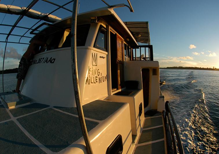 King Millenium 1 Mentawai - Clear Water Surf Travel
