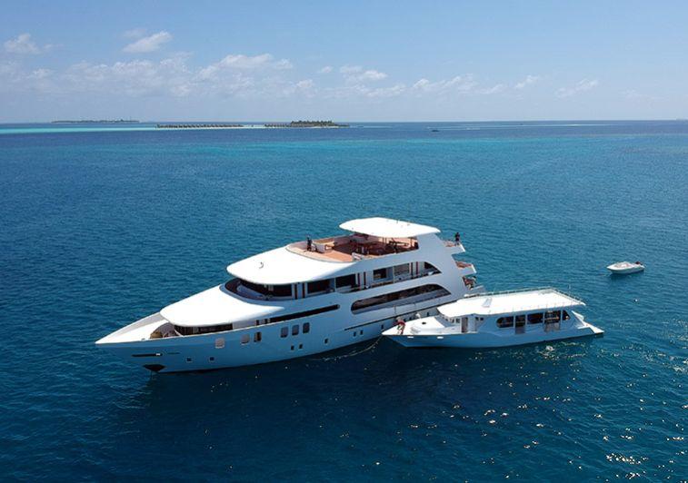 Adora surf charter maldives
