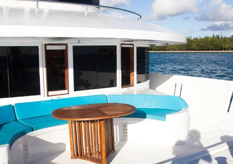 Atoll Jade Surf charter Maldives