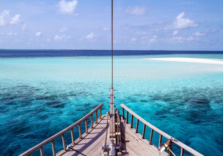 Gurahali surf charter Maldives