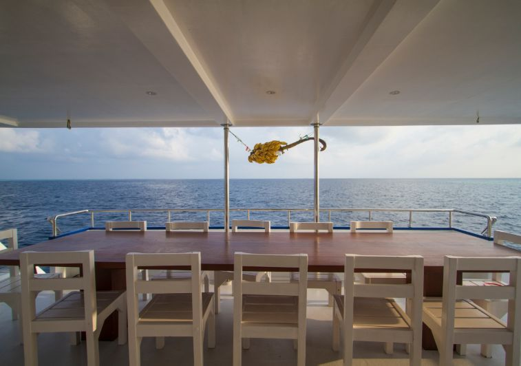 Sea Farer surf charter maldives