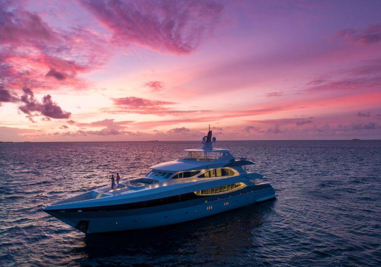 Sea Rex surf charter maldives