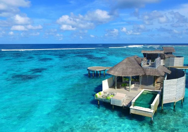 Six senses laamu surf resort Maldives