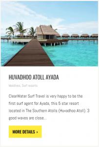 Maldives Surf Resort