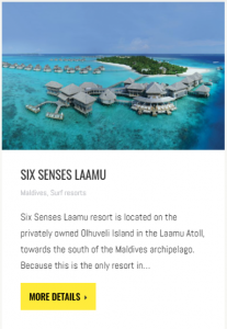 Maldives Surf Resort