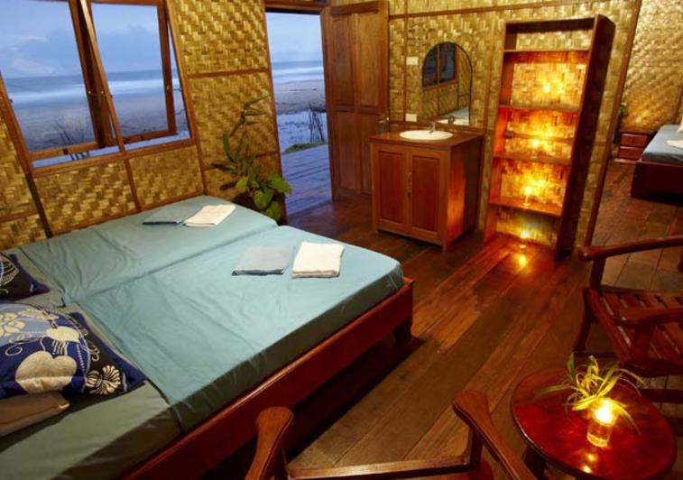 Aura surf resort Sumatra Indonesia