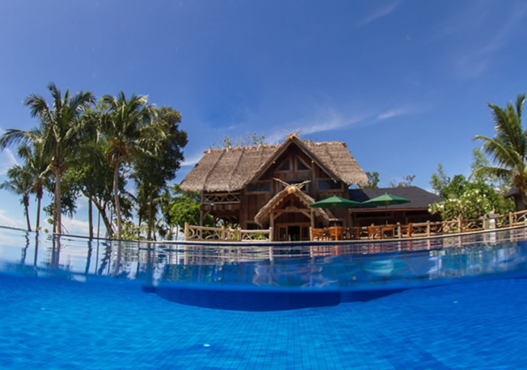 Kandui villas surf resort mentawai Indonesia