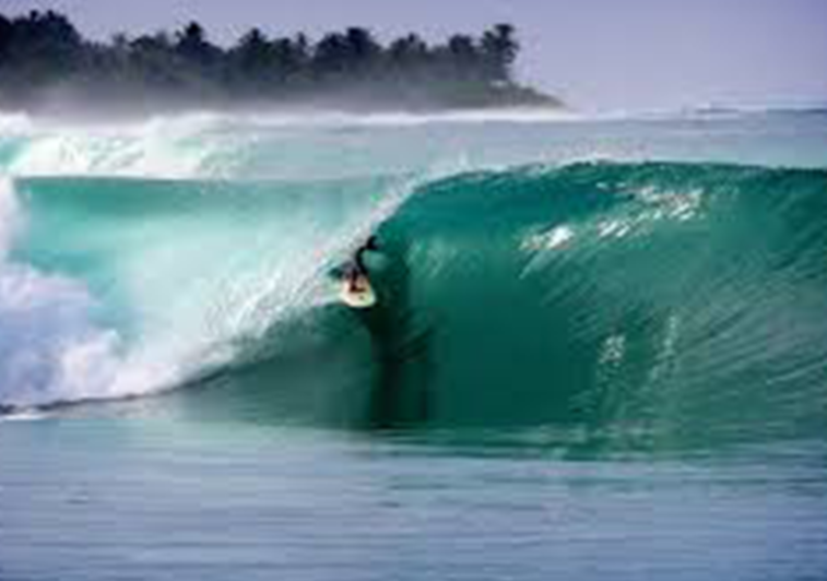 Macaronis surf resort Mentawai