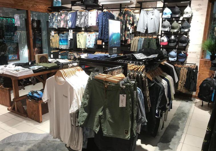 Rip Curl Maldives store