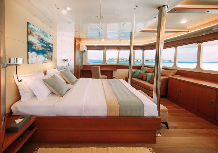 Alice surf boat charter maldives