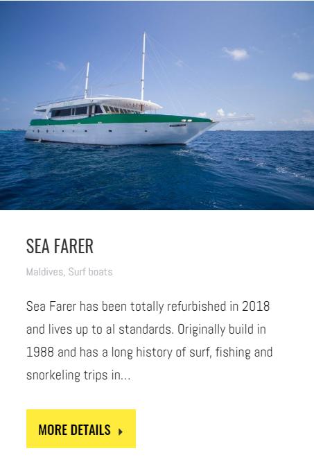 Sea Farer Surf boat
