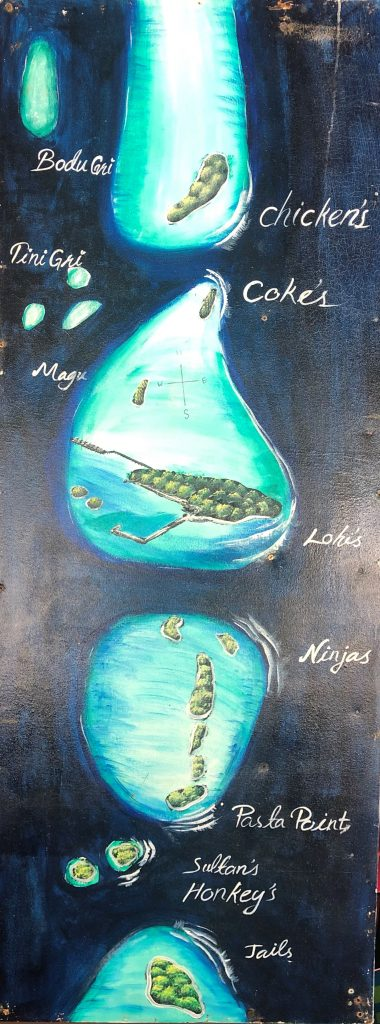 North Atolls Maldives Surf spots